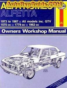 free online car repair manuals download 1987 buick skyhawk on board diagnostic system alfa romeo alfetta 1973 1987 workshop manual download alfa romeo sedan coupe
