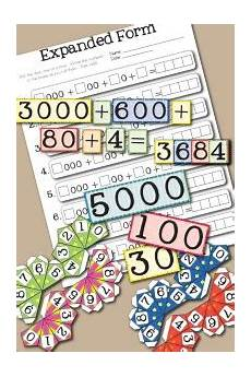 free printable place value game learning expanded form kids activities blog bloglovin