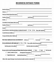 intake form template intake form template 10 free pdf documents download free premium templates