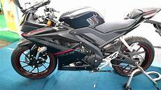 R15 2018 Modif by New Yamaha Yzf R15 2018 Black Colour