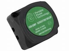 voltage sensitive split charge relay 12v 140a 12 volt planet