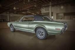 Find Used 1968 Mercury Cougar XR7 Hardtop In Los Angeles