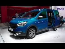 Dacia Dokker Stepway Tuning - dacia dokker stepway 2015 in detail review walkaround