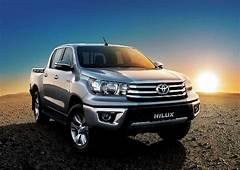 2017 Toyota HiLux Review And Price  N1 Cars Reviews 2018 2019