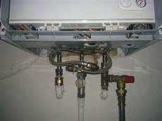 gastherme wasser auffüllen vaillant vcw de 194 4 5 hl wasser nachf 252 llen heizung