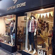 supreme store supreme store s clothing 42 rue de la clef vieux