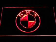 bmw logo led neon sign safespecial