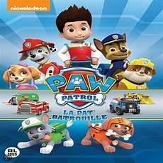 paw patrol en français paw patrol la pat patrouille dvd
