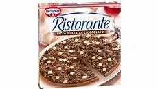 Schokoladen Pizza Dr Oetker Ekelhaft Oder Gro 223 Artig
