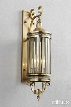 lighting australia mcgraths hill traditional outdoor brass wall light elegant range citilux