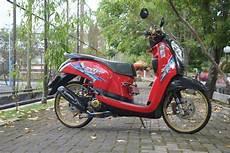 Modifikasi Scoopy by Modifikasi Honda Scoopy Part Import Juragan Seafood