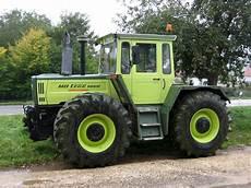 Mercedes Mb Trac 1800 Tractor Mania