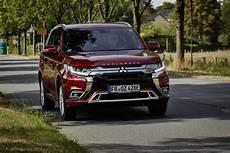 Mitsubishi Outlander In Hybrid Mehr Power Weniger