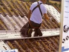 changer toiture fibro ciment remplacer une toiture en fibro ciment isolation sous