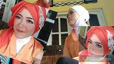 Tutorial Jilbab Simple