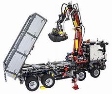review lego technic 42043 mercedes arocs 3245