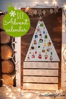 Diy Advent Calendar Dwell Beautiful