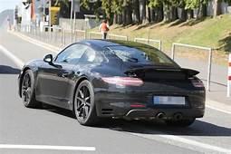 Porsche 911 9912 Facelift To Debut In 2015  Autoevolution