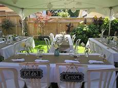 small backyard wedding best photos backyard wedding cuteweddingideas com backyard wedding