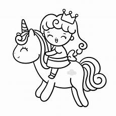 the cutest princess coloring pages for free