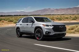 2019 Chevrolet Traverse Redline Edition  2020 Chevy