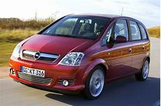 2009 Opel Meriva A Pictures Information And Specs