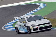 Volkswagen R Gmbh Scirocco R Cup Front Eurocar News