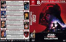 wars collection 8 1980 2017 r1 custom dvd cover
