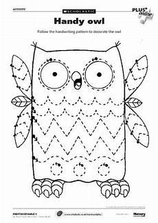 patterns eyfs worksheets 78 toddler tracing free worksheet werkjes knutselidee 235 n werkbladen