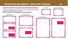Impression Enveloppes Personnalis 233 Es Formats C6 Dl C5