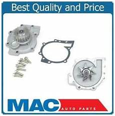 how cars engines work 2012 volvo c70 engine control 100 new leak tested engine water pump for 1998 2012 volvo c70 w gasket ebay