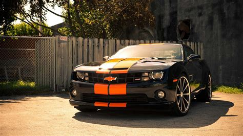 Chevrolet Camaro Ss Car Wallpapers