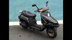 nelly s garage 1986 honda elite 250 ch250 scooter