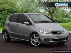 mercedes classe a turbo used 2006 mercedes a class a200 turbo 5dr for sale in
