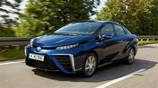 Toyota Mirai 2019 Im Test Was Taugt Das
