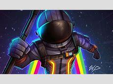 Fortnite Dark Voyager Fan Art, HD Games, 4k Wallpapers
