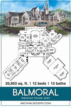 balmoral house plan in 2020 with images castle floor plan