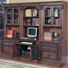 home office suite furniture set huntington home office suite 6pc modular computer home