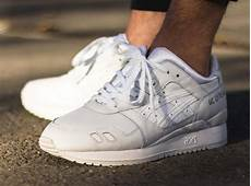 asics gel lyte iii quot white quot sneakernews