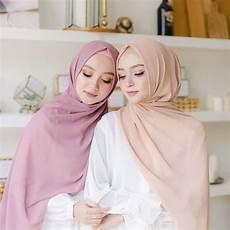 Bahan Jilbab Untuk Wisuda Jilbab Gucci
