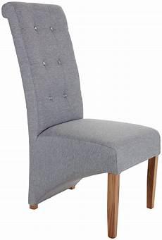 grauer stuhl grauer stuhl elegant gepolstert