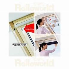 rolloworld original velux verdunkelungsrollo rollo f 252 r