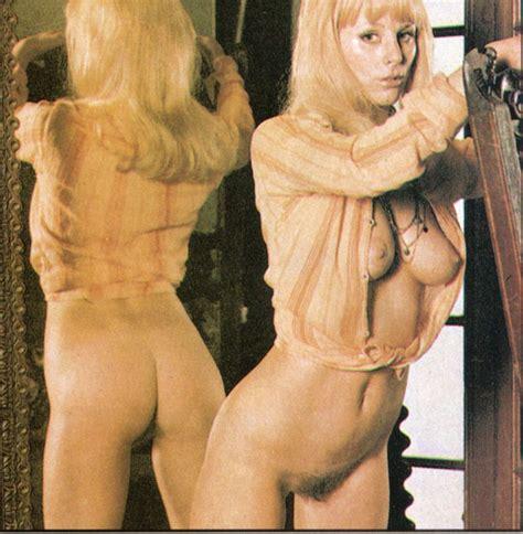 Anna Bergman Nude
