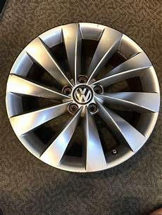 Vw Volkswagen Scirocco Original 18 Rims Car Accessories