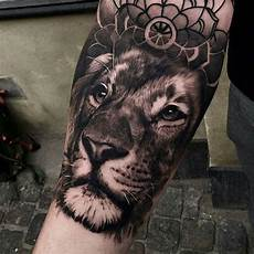50 eye catching lion tattoos that ll make you want to get