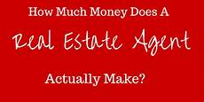 how much money does a real estate agent make stl real estate