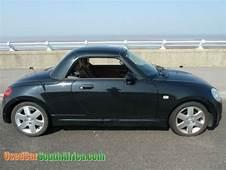 2004 Daihatsu Copen Used Car For Sale In Pretoria Central