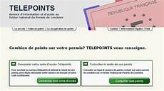 permis de conduire solde de points comment consulter le solde de ses points de permis restant