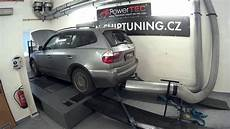 chiptuning bmw x3 2 0d 110kw