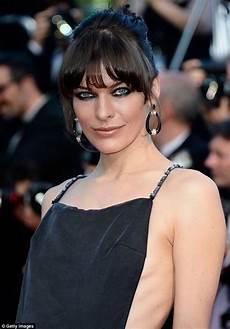Carpet Milla Jovovich Checks In With